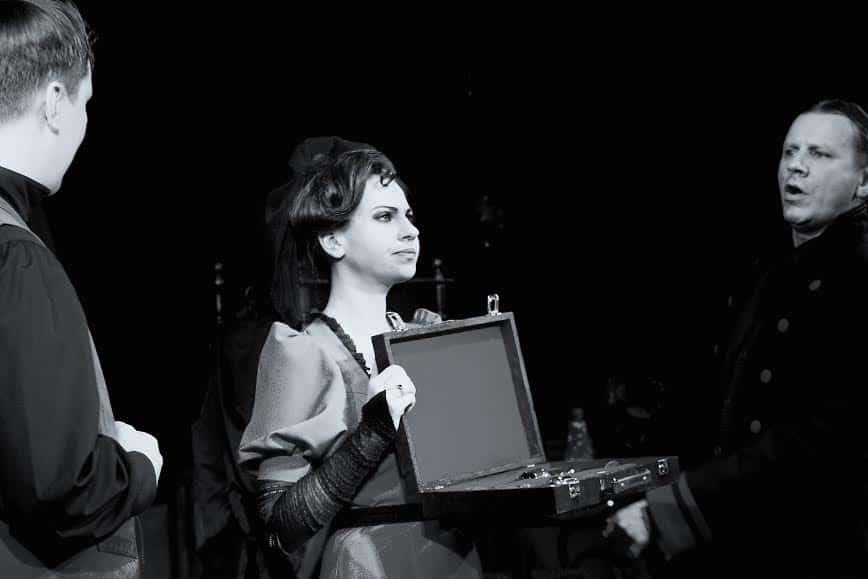 Национальный театр Карелии гастролирует в Финляндии