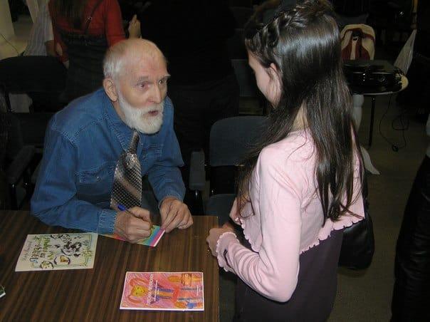 Юные музыканты встретились с детскими писателями Карелии