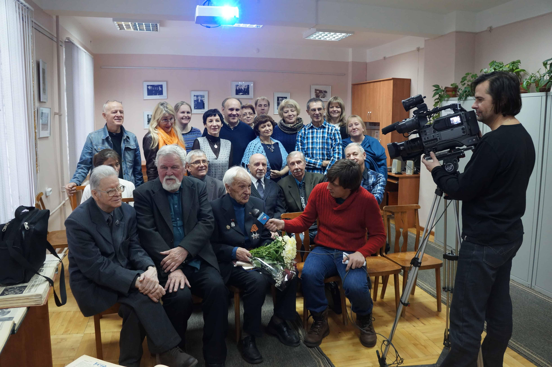 Легенде карельской фотожурналистики Виктору Трошеву исполнилось 90 лет