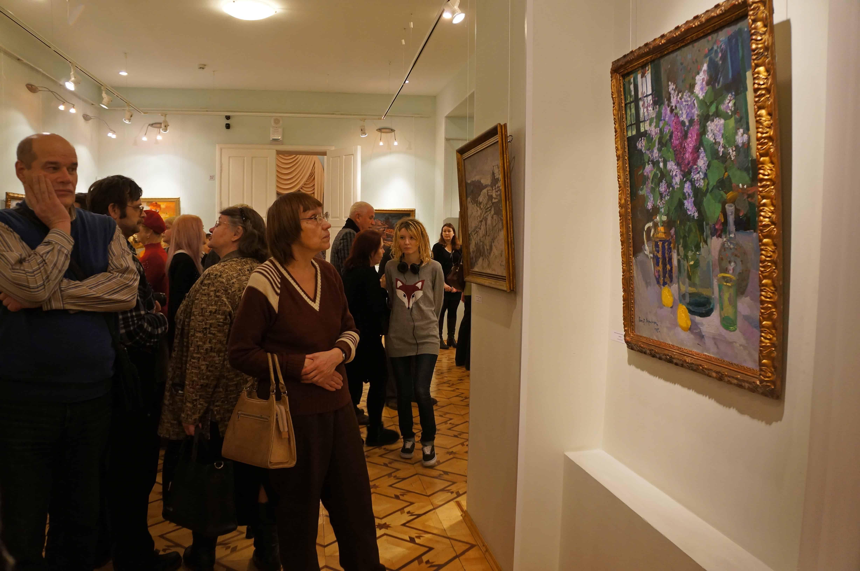 В Музее изобразительных искусств Карелии открылась выставка работ Константина Коровина