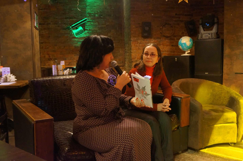 """Главного редактора """"Лицея"""" Наталью Мешкову спросили, зачем проводятся литературные конкурсы"""