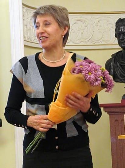 Музейный профессионал – главный хранитель фондов Музея Северного Приладожья Елена Корниченко
