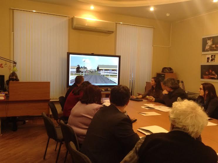 Заседание рабочей группы Общественного совета музея-заповедника «Кижи»