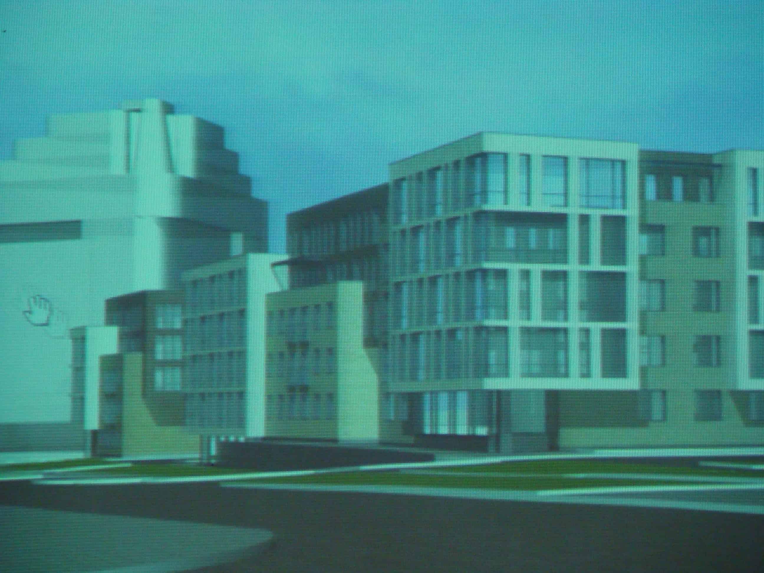 Проект застройки у Левашовского бульвара