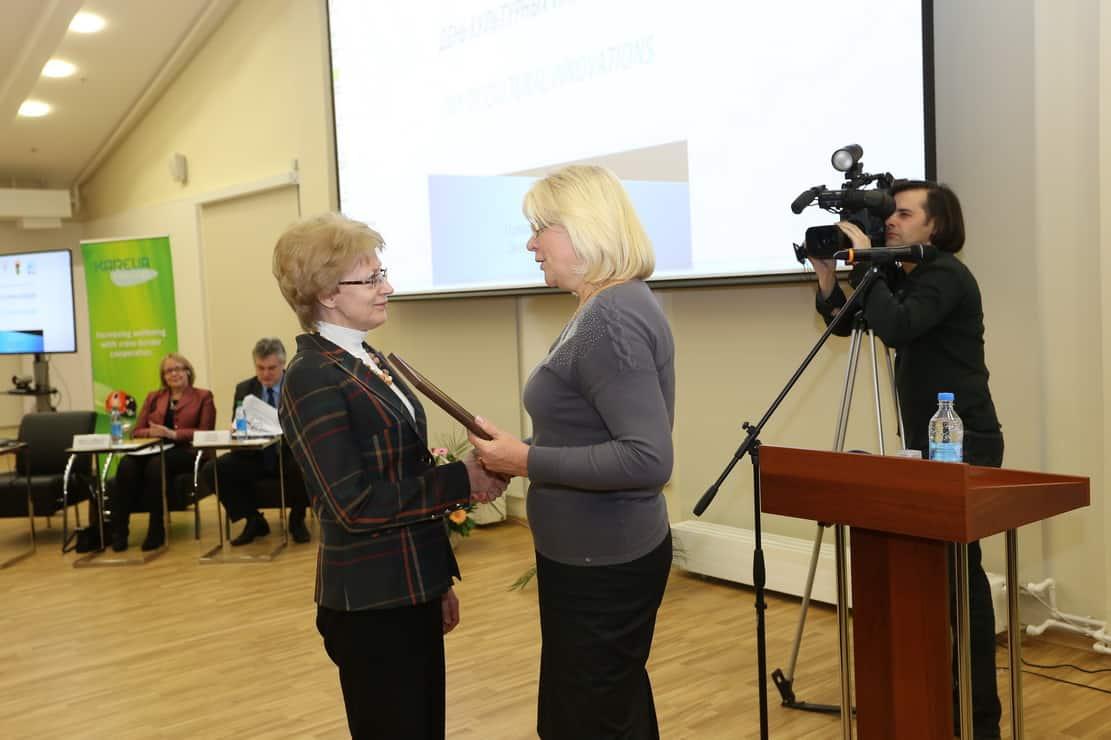 Татьяна Шерудило и Валентина Улич