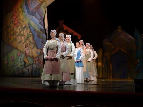 Красавица Насто в Музыкальном театре Карелии