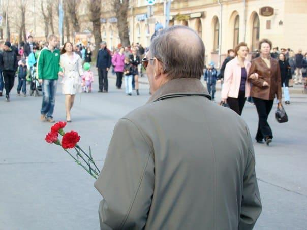 День Победы. Петрозаводск