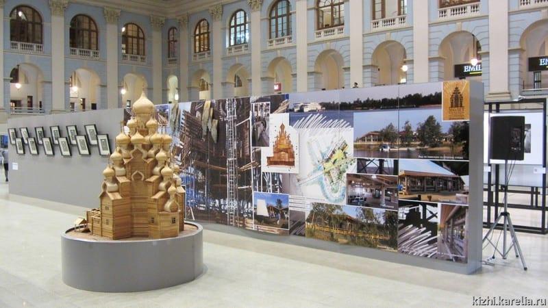 Причальная зона музея «Кижи» получила диплом международного фестиваля «Зодчество'14» в Москве