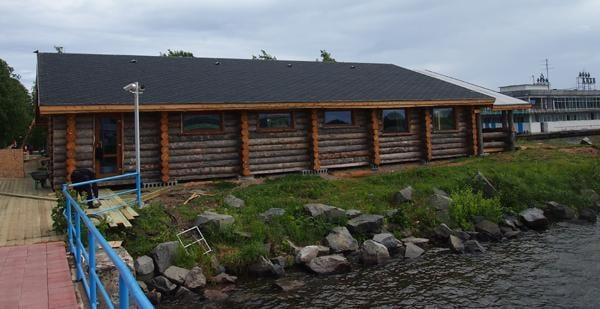 Причальная зона на острове Кижи. Фото сайта vesti.karelia.ru