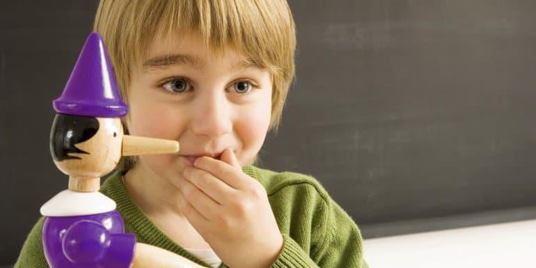 Дошкольники с возрастом лгут всё чаще