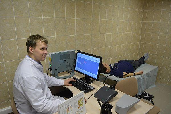 Институт высоких биомедицинских технологий Петрозаводского государственного университета