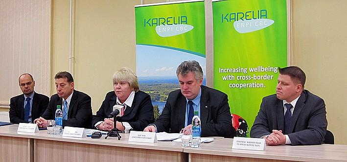Программа приграничного сотрудничества «Европейский инструмент соседства и партнерства «Карелия»