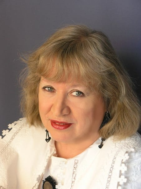 Лилия Степанова