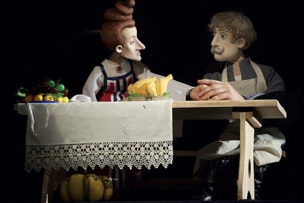 Финно-угорская сказка о кабинетном рояле