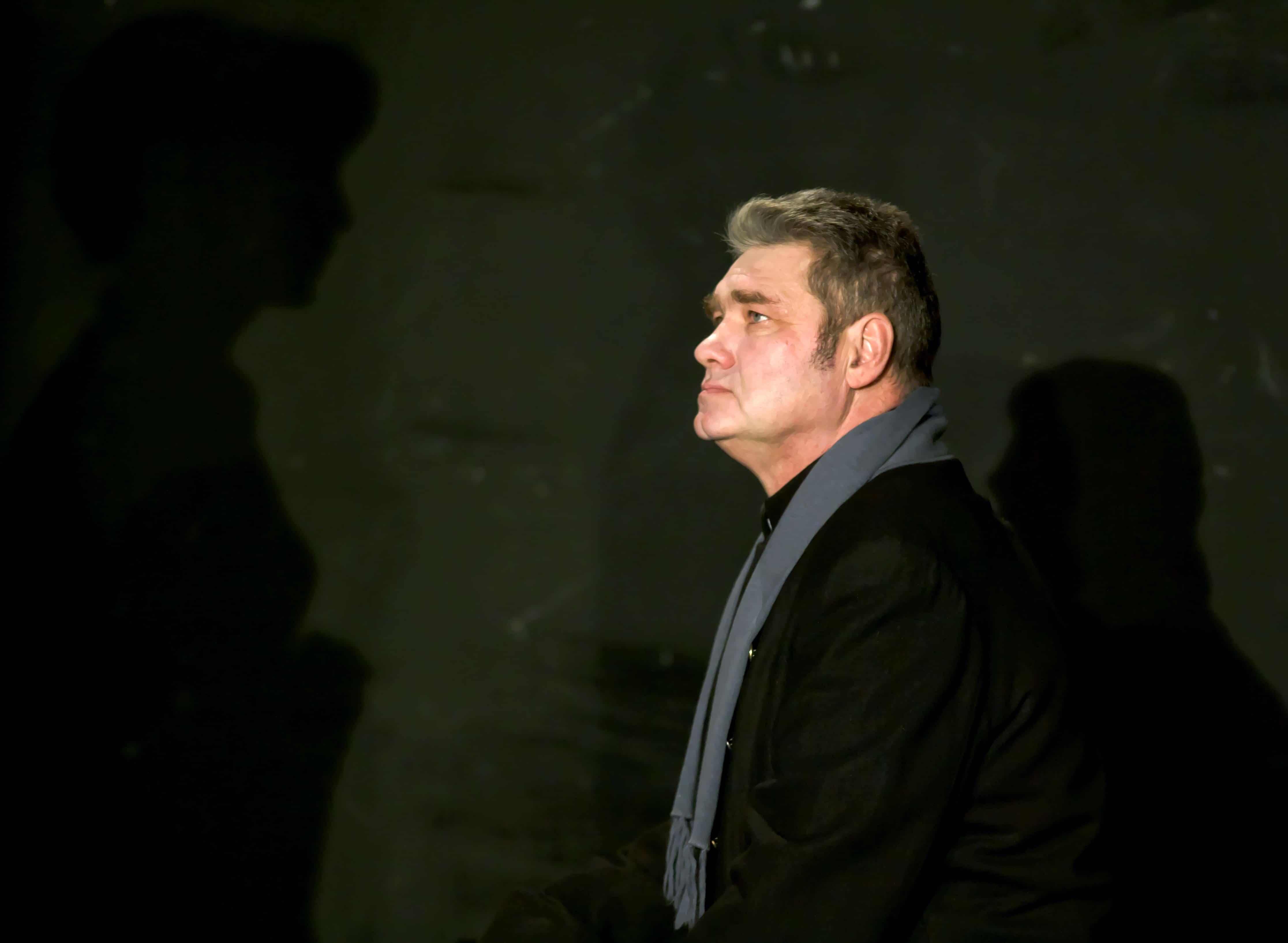 """Александр Лисицын в спектакле """"Гранатовый браслет"""""""