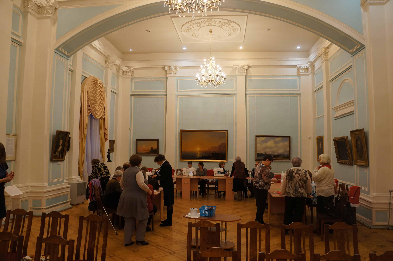 """Проект Музея изобразительных искусств РК """"Одеяло на себя"""""""