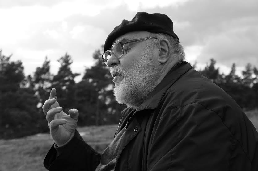 Философ, поэт Юрий Линник