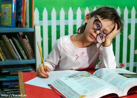 Школьникам ограничат время на выполнение домашних заданий