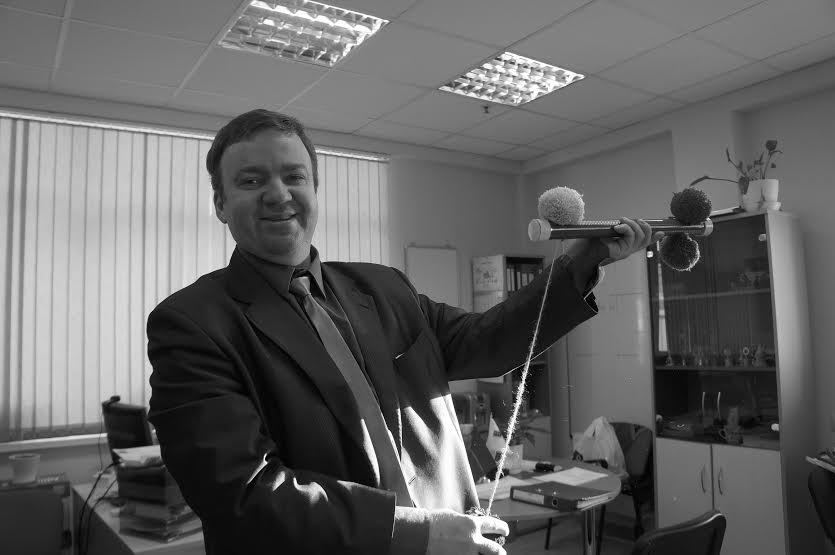 Фокусник Виталий Герасимов. Фото Ирины Ларионовой