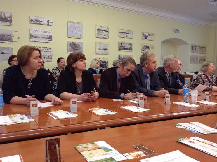 Общественный совет в Национальном музее Карелии