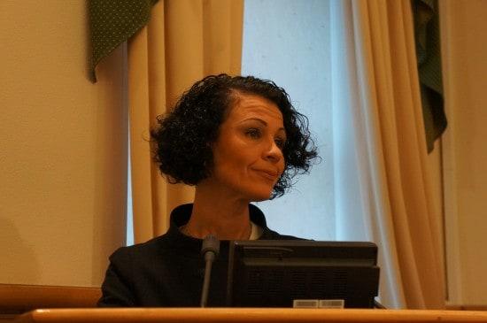 Уполномоченный по правам ребенка в Республике Карелия Оксана Старшова