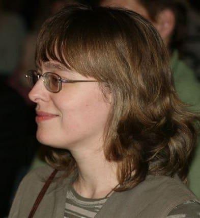 Валентина Калачева, заведующая методическим отделом Карельского кадетского корпуса имени Александра Невского