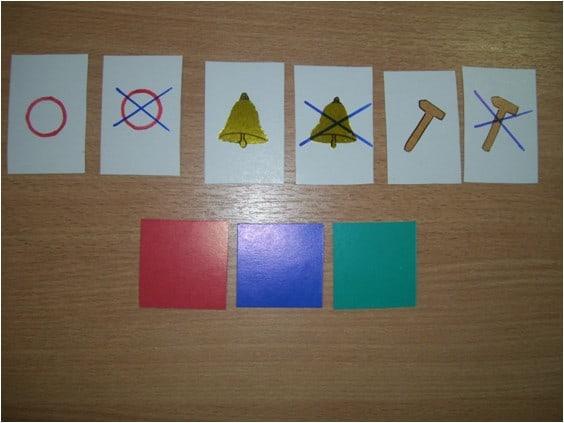 Карточки для характеристики звуков