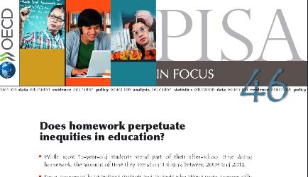 Российские школьники тратят 10 часов в неделю на подготовку уроков