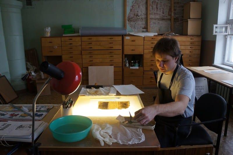Реставратор Ярослав Титов: «У меня музейное мышление»