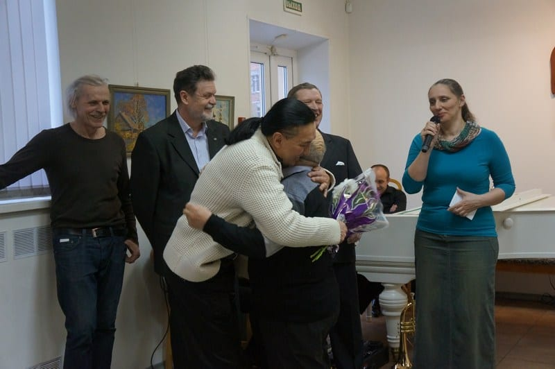 """В Городском выставочном зале Петрозаводска открылась выставка """"В северном свете"""""""
