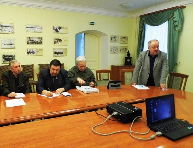 Круглый стол в Национальном музее Карелии по случаю 75-летия окончания советско-финской войны