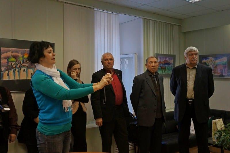 Юг и Север Маргариты Пермяковой и Владимира Баландина