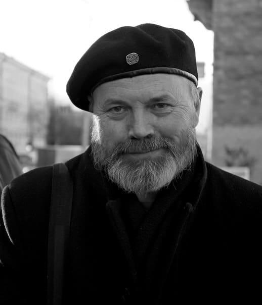 Ирина Ларионова. Краевед, поэт, художник Вячеслав Агапитов