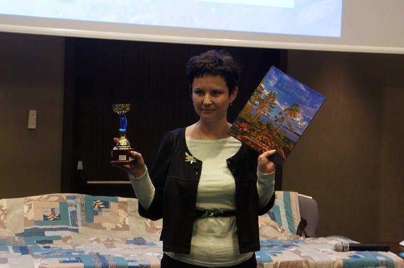 Ольга Степанова из Беломорска