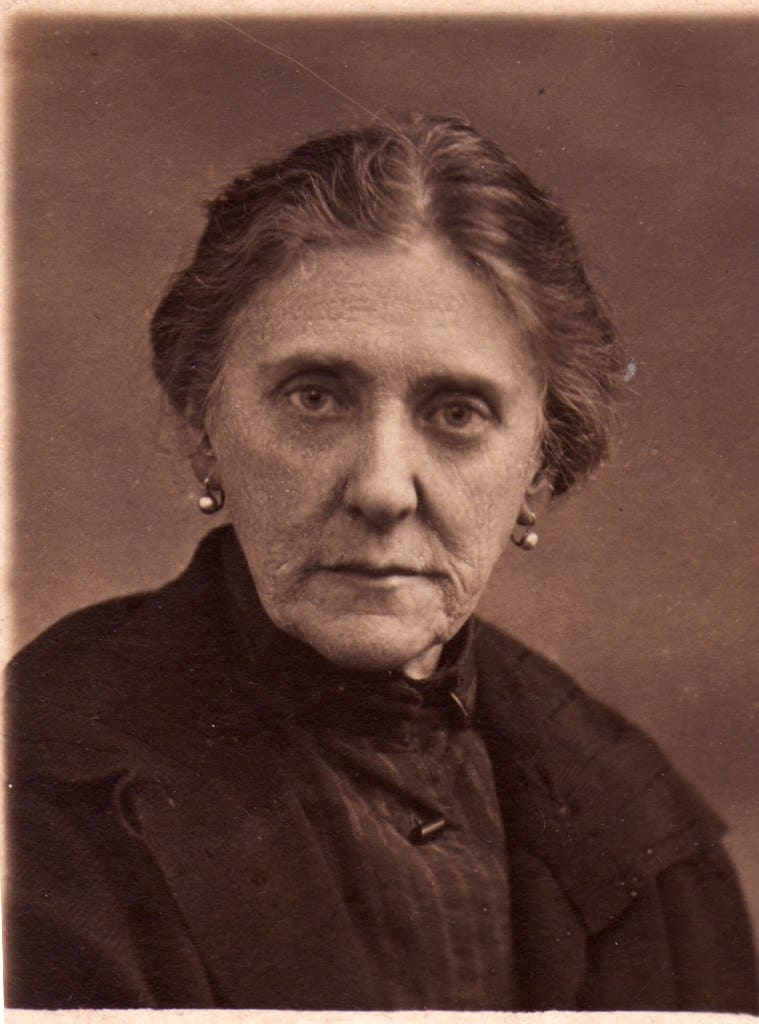 Варвара Васильевна Майер (Цур-Милен), конец 30-х годов