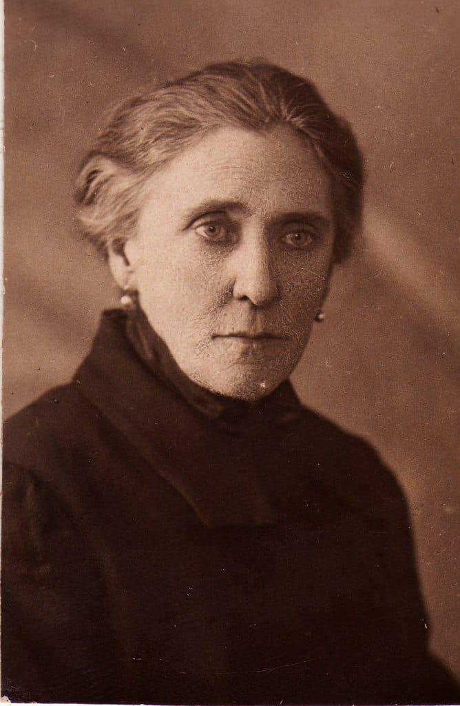 Варвара Васильевна Майер (фон Цур-Милен)