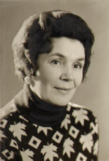 Алла Бондаренко