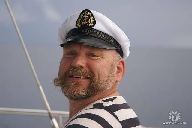 Моряк в молодости моряк навсегда