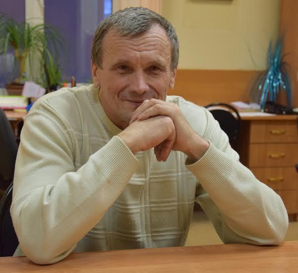 Профессор матфака ПетрГУ Александр Иванов