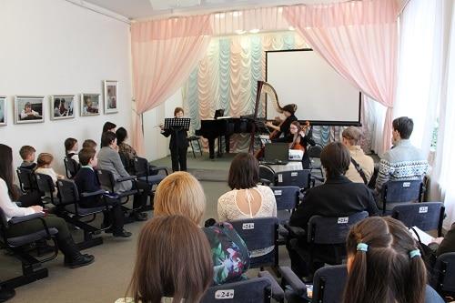 В Карелии во второй раз прошёл фестиваль «Концертино для мастеров и юных артистов»