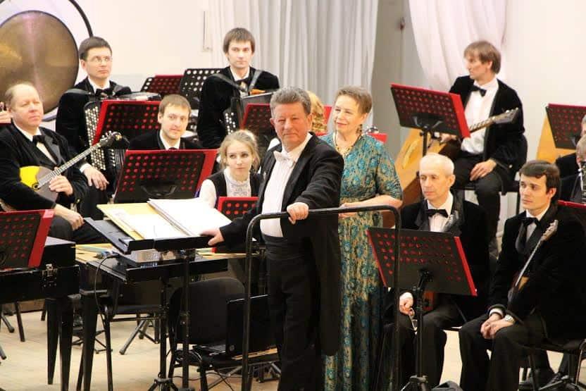 Оркестр «Онего»  и Геннадий Миронов