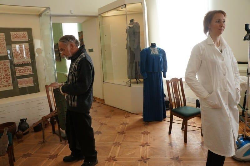 В Музее изобразительных искусств РК  готовится  новая экспозиция народного и декоративно-прикладного искусства.