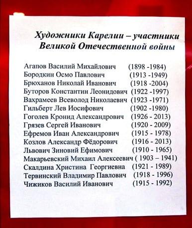 В Музее изобразительных искусств открылась выставка «Мы не были на той войне…»