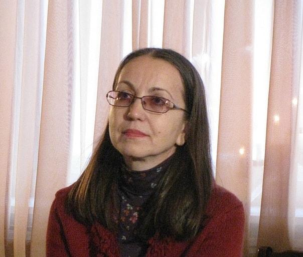 Наталья Мешкова