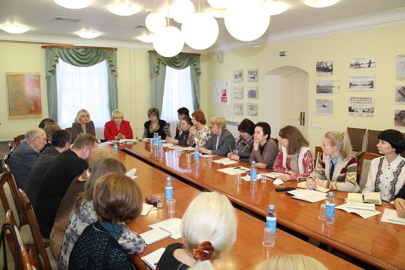Состоялось заседание организационного комитета по проведению в Карелии Года литературы