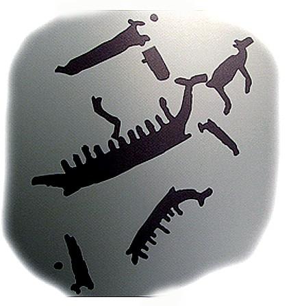 Канозерские петроглифы