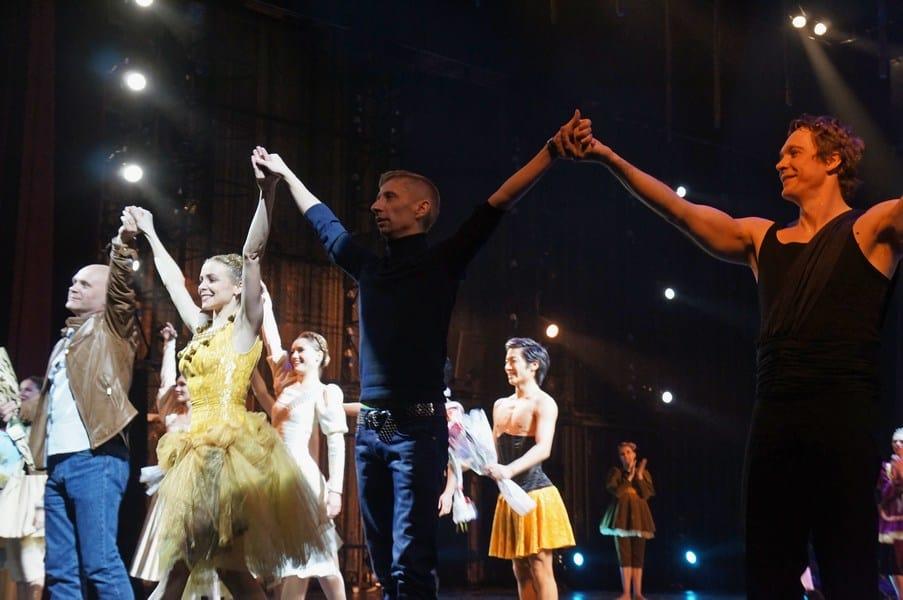 Лауреат премии «Золотая маска» Кирилл Симонов представил свой новый балет «Сон в летнюю ночь» (фото)