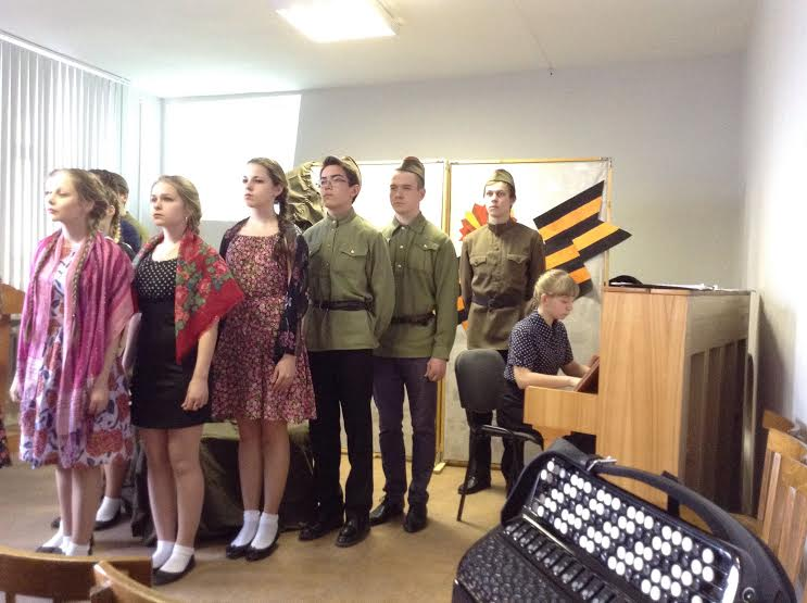 """В Специализированной школе искусств с аншлагом прошёл концерт """"Песня о моем солдате"""""""