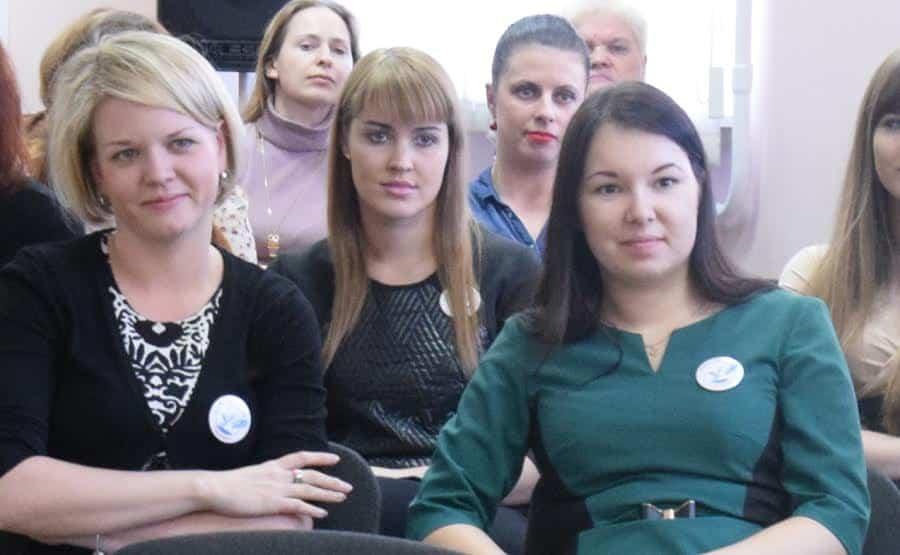 Татьяна Торкель (слева)