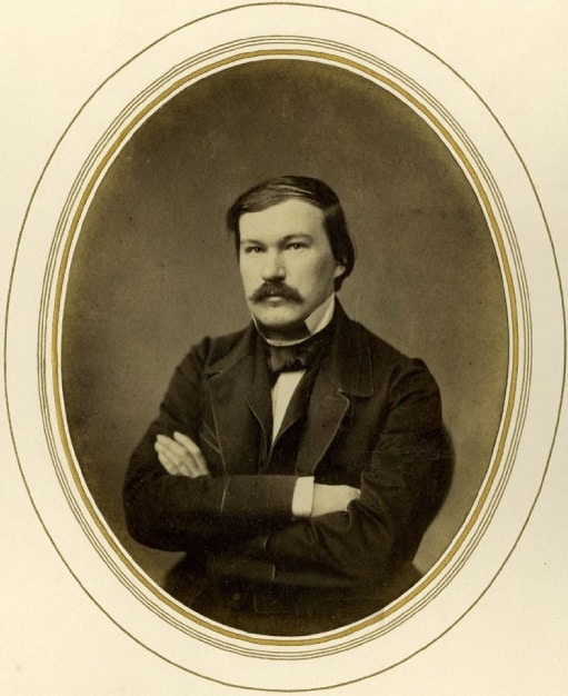 Александр Васильевич Дружинин (1824-1864)